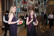 SOFIA LUDBERG, EMMA PEARSON, 2019 Royal Academy Annual dinner, Piccadilly, London.  3 June 2019