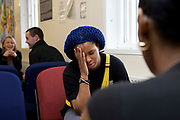 A prisoner speaks with a friend during visiting time. HM Prison Send is a Closed Category women's prison, located in the village of Send (near Woking), in Surrey, England. The prison is operated by Her Majesty's Prison Service. Send is a closed prison for adult females. In addition it also houses a 20 bed Addictive Treatment Unit, an 80 bed Resettlement Unit and a 40 bed Therapeutic Community. HMP Sends Education Department runs Key Skills courses and NVQs in Business Administration. The Farms and Gardens department offers Floristry NVQs, and the Works Department run an industrial workshop and painting party. Prisoners held in the Resettlement Unit can also do voluntary work, attend College courses and Work Placements in the outside community.