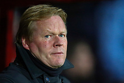 Southampton Manager Ronald Koeman - Mandatory by-line: Jason Brown/JMP - Mobile 07966 386802 01/03/2016 - SPORT - FOOTBALL - Bournemouth, Vitality Stadium - AFC Bournemouth v Southampton - Barclays Premier League