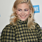 Pixie Lott Arrivers at WE Day UK at Wembley Arena, London, Uk 6 March 2019.