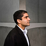 Rakesh Khurana Portrait of Rakesh Khurana, by Brian Smale.  Photographed at Harvard Business School, for Fortune Magazine. 2008