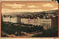 "Zagreb : Mihanovićeva ulica. <br /> <br /> ImpresumZagreb : Tiskare ""Mercur"", [1922].<br /> Materijalni opis1 razglednica : tisak ; 8,9 x 13,8 cm.<br /> NakladnikTiskare Mercur<br /> Mjesto izdavanjaZagreb<br /> Vrstavizualna građa • razglednice<br /> ZbirkaZbirka razglednica • Grafička zbirka NSK<br /> Formatimage/jpeg<br /> PredmetZagreb –– Ulica Antuna Mihanovića<br /> SignaturaRZG-MIH-20<br /> Obuhvat(vremenski)20. stoljeće<br /> NapomenaRazglednica je putovala 1922. godine.<br /> PravaJavno dobro<br /> Identifikatori000955202<br /> NBN.HRNBN: urn:nbn:hr:238:748227 <br /> <br /> Izvor: Digitalne zbirke Nacionalne i sveučilišne knjižnice u Zagrebu"