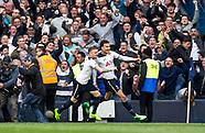 Tottenham Hotspur v Arsenal 300417