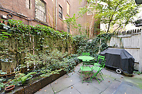 Garden at 120 East 10th Street
