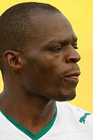 Photo: Steve Bond/Richard Lane Photography.<br />Senegal v South Africa. Africa Cup of Nations. 31/01/2008. Habib Beye of Senegal & Newcastle United