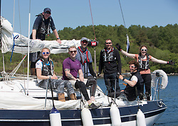 Sailing - SCOTLAND  - 28th May 2018<br /> <br /> Final days racing the Scottish Series 2018, organised by the  Clyde Cruising Club, with racing on Loch Fyne from 25th-28th May 2018<br /> <br /> GBR461, Bombard, Colin Wood, Fairlie Yacht Club, Nicholson 30<br /> <br /> Credit : Marc Turner<br /> <br /> Event is supported by Helly Hansen, Luddon, Silvers Marine, Tunnocks, Hempel and Argyll & Bute Council along with Bowmore, The Botanist and The Botanist