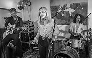 Irish indie-pop band whenyoung at Haldern Pop Festival