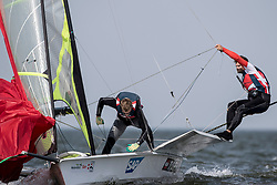 Day Two Medemblik Regatta  2018 (22/26 May 2018). Medemblik - the Netherlands.