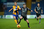 Mansfield Town v Colchester United 101216