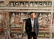Portrait of Cliff Burrows - Starbucks - President of US Operations