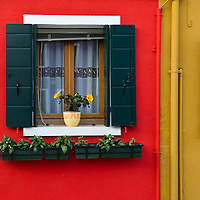 The magic and colourful island of Burano