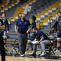 Men's Basketball: University of Wisconsin-Oshkosh Titans vs. University of Wisconsin-Stout Blue Devils