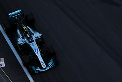 June 24, 2017 - Baku, Azerbaijan - Valtteri Bottas of Filand driving the (77) Mercedes AMG Petronas Motorsport F1 Team on track during final practice for the Azerbaijan Formula One Grand Prix at Baku City Circuit. (Credit Image: © Aziz Karimov/Pacific Press via ZUMA Wire)