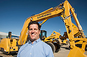 Michael Lalonde, president of Westrax Machinery.
