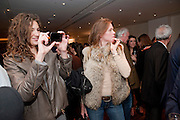 EVGENIA SLYUSARENKO; JULIA HEATH, Book launch party for the paperback of Nicky Haslam's book 'Sheer Opulence', at The Westbury Hotel. London. 21 April 2010
