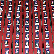 Demir Insaat Buyukcekmece Basketbol's and Istanbul BBSK's during their Turkish Basketball Spor Toto Super League friendly match Demir Insaat Buyukcekmece between Pinar Karsiyaka at the Gazanfer Bilge Arena in Istanbul Turkey on Saturday 17 October 2015. Photo by Aykut AKICI/TURKPIX
