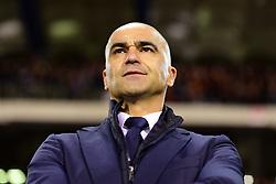 November 10, 2017 - Bruxelles, Belgique - Roberto Martinez head coach of Belgian Team (Credit Image: © Panoramic via ZUMA Press)