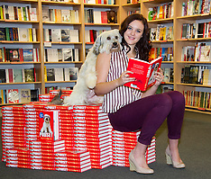 OCT 10 2012 Pudsey the dog book launch