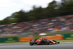 May 13, 2018 - Barcelona, Catalonia, Spain - May 13th, 2018 - Circuit de Barcelona-Catalunya, Montmelo, Spain - Race of Formula One Spanish GP 2018; Max Verstappen of RedBull Racing during the race. (Credit Image: © Eric Alonso via ZUMA Wire)
