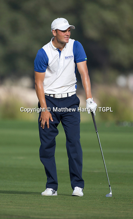 Martin KAYMER (GER) during fourth round,Commercial Bank Qatar Masters 2013,Doha GC,Doha,Qatar,26th January 2013.
