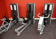 Monroe, New York - Exercise equipment at the new South Orange Family YMCA on Friday, Feb. 4, 2011.