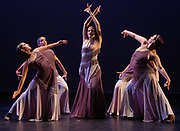 MIAMI BEACH- JUNE 20 -- Duende Ballet Espanol under the direction of Rosa Mercedes perform at the Florida Dance Festival at Byron Carlyle Theater on Miami Beach. (Photo by Gaston De Cardenas/El Nuevo Herald)