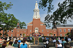 Yale Divinity School Commencement 2009