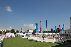 Greenwitch Park<br /> Olympic Games London 2012<br /> © Dirk Caremans
