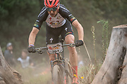Christoph SAUSER (SUI) of team InvestecsongoSpecialized 2 during the Prologue of the 2019 Absa Cape Epic Mountain Bike stage race held at the University of Cape Town in Cape Town, South Africa on the 17th March 2019.<br /> <br /> Photo by Greg Beadle/Cape Epic<br /> <br /> PLEASE ENSURE THE APPROPRIATE CREDIT IS GIVEN TO THE PHOTOGRAPHER AND ABSA CAPE EPIC