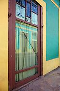 Reflections in Gibara, Holguin, Cuba.