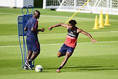 PSG Training - 4 July 2017