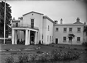1957 American Ambassador's Residence, Phoenix Park, Dublin