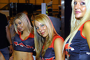 Max Power 2003, girls and stars