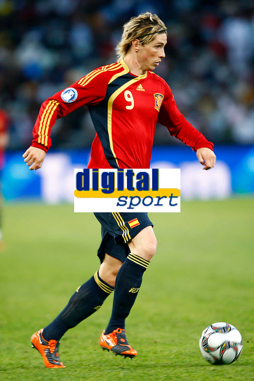 Fotball<br /> Confederations Cup<br /> Spania v Irak<br /> 17.06.2009<br /> Foto: Colorsport/Digitalsport<br /> NORWAY ONLY<br /> <br /> Fernando Torres Spain and Liverpool<br /> <br /> FIFA Confederations Cup South Africa 2009 <br /> Spain v Iraq Group B at Free State  Stadium Mangaung / Bloemfontein South Africa