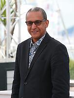 President of the Jury, director Abderrahmane Sissako at the Jury De La Cinefondation Et Des Courts Metrages  film photo call at the 68th Cannes Film Festival Thursday May 21st 2015, Cannes, France.