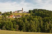Schwarzenberg, Mühlviertel, Böhmerwald, Niederösterreich, Österreich | Schwarzenberg, Muehlviertel, Bohemian Forest, Austria