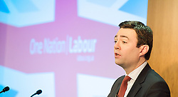 Rt Hon Andy Burnham MP<br /> shadow secretary of state for Health <br /> speech at The King's Fund, London, Great Britain <br /> 23rd January 2013 <br /> 'A Whole-Person Care' a One Nation approach to health and care for the 21st century.<br /> <br /> Andy Burnham <br /> <br /> <br /> Photograph by Elliott Franks