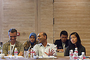 Participants discuss specific actions to fight the co-epidemic at the global summit on diabetes and tuberculosis in Bali, Indonesia, on November 3, 2015.<br /> The increasing interaction of TB and diabetes is projected to become a major public health issue. The summit gathered a hundred public health officials, leading researchers, civil society representatives and business and technology leaders, who committed to take action to stop this double threat. (Photo: Rodrigo Ordonez for The Union)