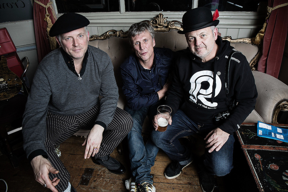 Joe Corre, Bez & Nigel Askew campaigns as stands for candidate of The Reality Party in Ramsgate, Kent in London on Saturday 8th, October 2014.<br /> <br /> <br /> Photos by Ki Price