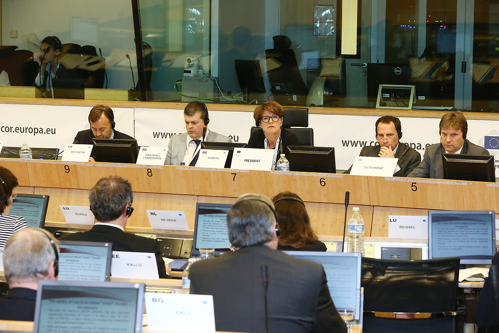 11 May 2017, ALDE Group meeting<br /> Belgium - Brussels - May 2017 <br /> © European Union / Patrick Mascart