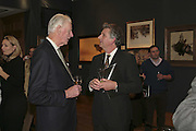 Brian Carter and Andrew Christie-Miller, Reception and auction of Wildlife and Sporting Art in aid of the game Conservancy Trust. Christie's. King St. London W1. 12 December 2006. ONE TIME USE ONLY - DO NOT ARCHIVE  © Copyright Photograph by Dafydd Jones 248 CLAPHAM PARK RD. LONDON SW90PZ.  Tel 020 7733 0108 www.dafjones.com