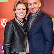 NLD/Amsterdam/20161117 - Jaarpresentatie SBS 2016 voor relatie's, Mirelle van Markus en Koos van Plateringen