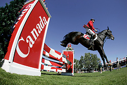 Muff Theo (SUI) - Acomet<br /> BMO Nations Cup<br /> Spruce Meadows Masters - Calgary 2009<br /> © Dirk Caremans