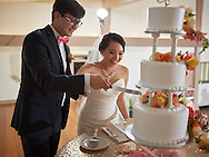 2016/08/27 -- Joyce & Peter -- Reception photos at the Snow Building at Oakland Zoo in Oakland, Calif., on Saturday, Aug. 27, 2016.<br /> <br /> Photos by Michael Chen