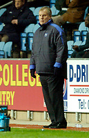 Photo: Leigh Quinnell.<br /> Coventry City v Ipswich Town. Coca Cola Championship.<br /> 19/11/2005. Ipswich manager Joe Royale looks on.