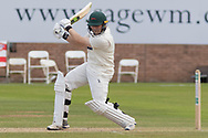 Harry Dearden batting during the Specsavers County Champ Div 2 match between Durham County Cricket Club and Leicestershire County Cricket Club at the Emirates Durham ICG Ground, Chester-le-Street, United Kingdom on 20 August 2019.