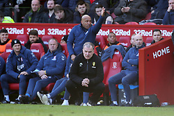 Leeds United manager Marcelo Bielsa during the Sky Bet Championship match at The Riverside Stadium, Middlesbrough.