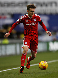 Craig Noone of Cardiff City in action - Mandatory byline: Jack Phillips / JMP - 07966386802 - 21/11/2015 - FOOTBALL - The iPro Stadium - Derby, Derbyshire - Derby County v Cardiff City - Sky Bet Championship