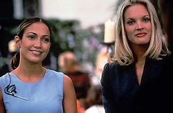 Jan 26, 2001; Los Angeles, CA, USA; JENNIFER LOPEZ and BRIDGETTE WILSON-SAMPRAS star as Maria 'Mary' Fiore and Fran Donolly in the romantic comedy 'The Wedding Planner' directed by Adam Shankman.  (Credit Image: © Courtesy of Dee Gee Entertainmen/Entertainment Pictures/ZUMAPRESS.com)