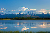 Mount Sanford 16,237¬+ft (4,949¬+m)  Wrangell-St. Elias National Park Alaska